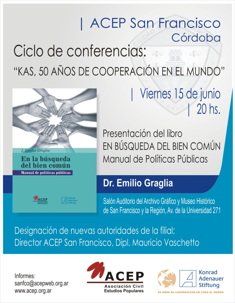 Ciclos de Conferencias en San Francisco