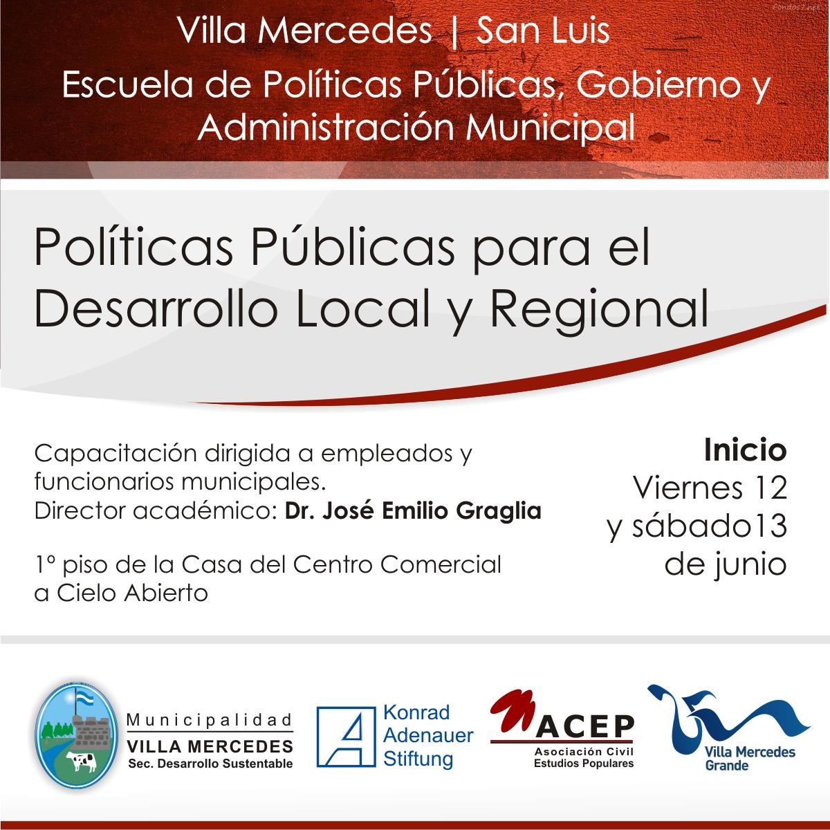 EScuela de Gobierno Villa Mercedes San Luis