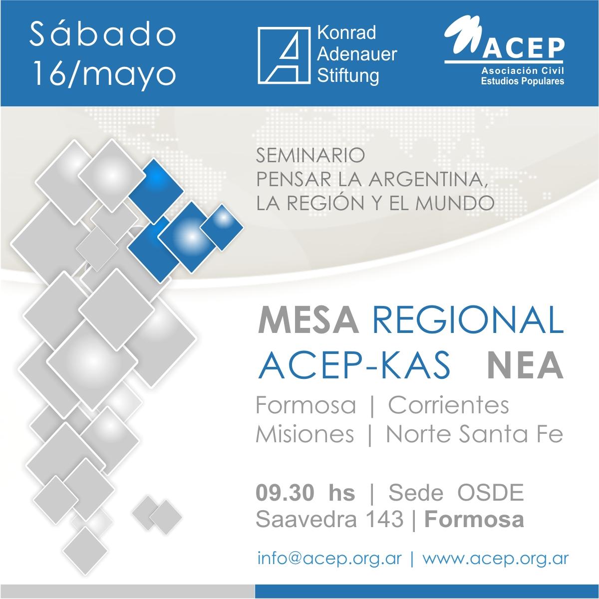 Mesa Regional NEA